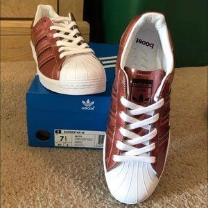 Adidas Superstar Boost Metallic 7.5